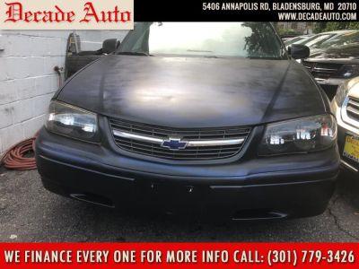 2000 Chevrolet Impala Base (uniqe)