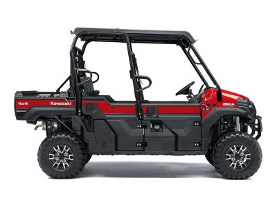 2018 Kawasaki Mule PRO-FXT EPS LE Side x Side Utility Vehicles Warsaw, IN