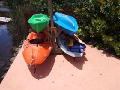 Kayak's to Leather Comfort