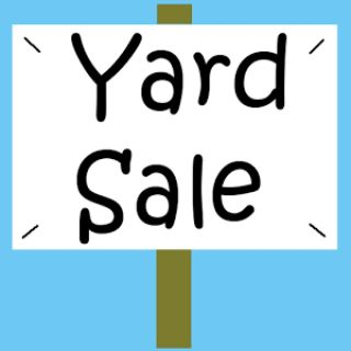 Multi-Family Yard/Moving Sale ~ Sat. 5/26 ~ 8 - 12