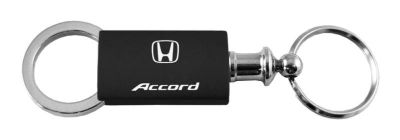 Buy Honda Accord Black Anondized Aluminum Valet Keychain / Key fob Engraved in USA motorcycle in San Tan Valley, Arizona, US, for US $14.61