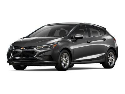 2017 Chevrolet Cruze LT (Graphite Metallic)