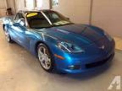 2008 Chevrolet Corvette Base Base 2dr Coupe