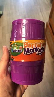 Barrel of monkeys new
