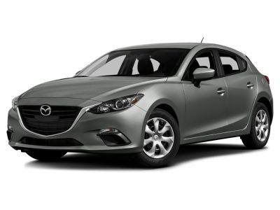 2015 Mazda Mazda3 i (Soul Red Metallic)