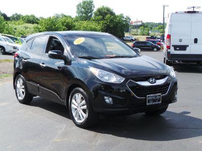 2012 Hyundai Tucson GLS (Ash Black)