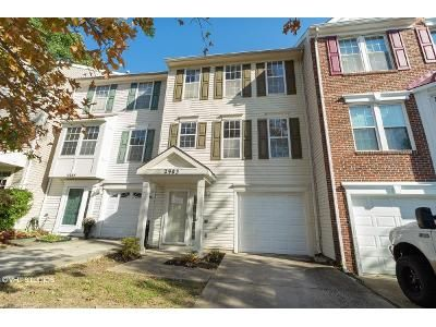 3 Bed 3 Bath Foreclosure Property in District Heights, MD 20747 - Rose Crest Ln