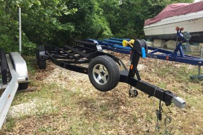 2008 Boat Mate 26 Ft Boat Trailer