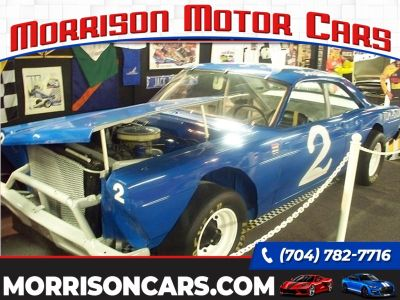 1966 Chevrolet S-10 Base (Blue)