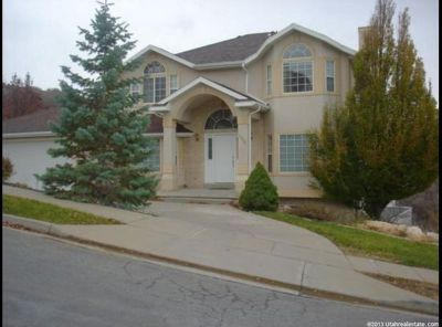 A house you can brag about on the 1556 E MAPLE HILLS DR,Bountiful,UT 84010