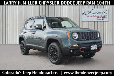 2018 Jeep Renegade Trailhawk ()