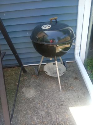 Weber 22 inch grill