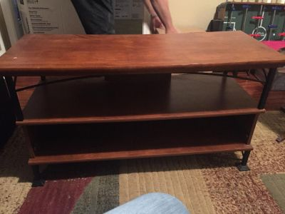 Tv stand- living room table