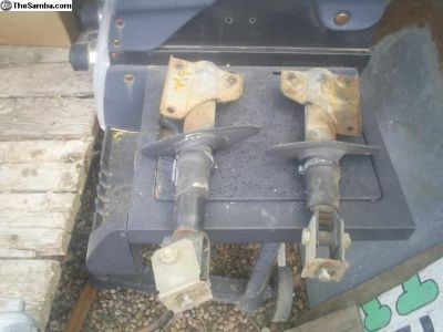 1974-77 Standard Beetle Bumper shocks
