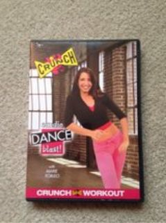 Cardio Dance Blast DVD workout video