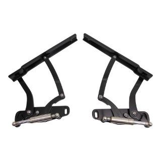 Find 1969-1972 CHEVELLE EL CAMINO BILLET HOOD HINGES BLACK ANODIZED. MADE IN U.S.A. motorcycle in Fullerton, California, United States, for US $641.25