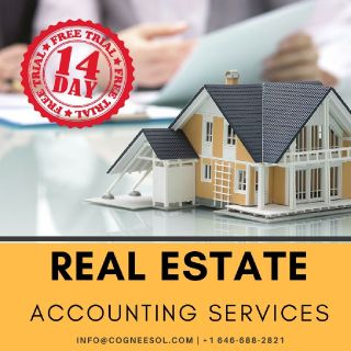 Accounting & Bookkeeping Services for Real estate Companies