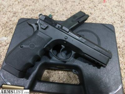 For Sale/Trade: CZ75 SP01 Tactical 9mm