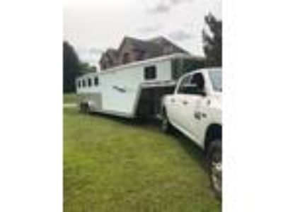 Four Horse Featherlite Trailer