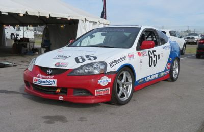 Acura RSX Type S/ SCCA Touring 4