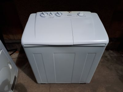 Washer spin dryer and 110 dryer