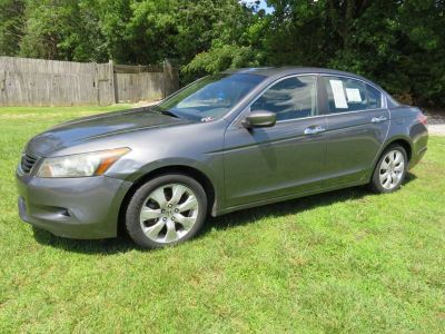 2009 Honda Accord EX-L (Gray)