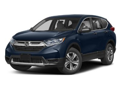 2018 Honda CR-V LX (Modern Steel Metallic)