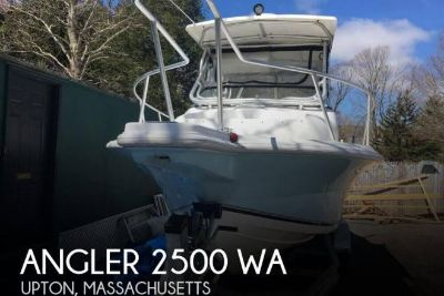 2007 Angler 2500 WA