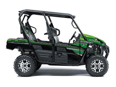 2018 Kawasaki Teryx4 LE Side x Side Utility Vehicles Wilkes Barre, PA