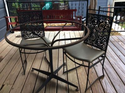 Patio, Bistro, Breakfast or Game Table
