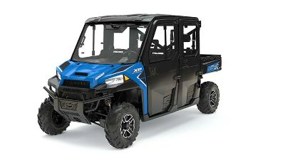 2017 Polaris Ranger Crew XP 1000 EPS Northstar HVAC Edition Side x Side Utility Vehicles Lowell, NC
