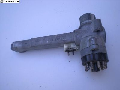 Porsche 911 Ignition Switch Assembly (Without Key)