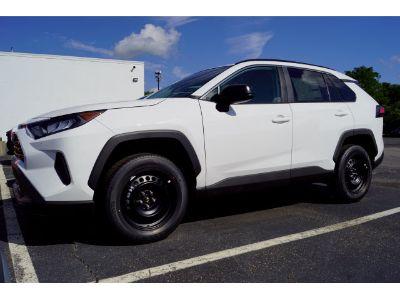 2019 Toyota RAV4 (0040/Super White)