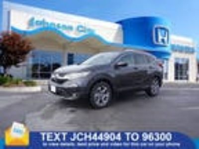 2018 Honda CR-V Gray, new