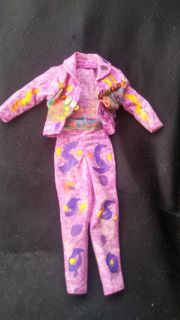 Barbie. Old fashioned pant suit $1,50