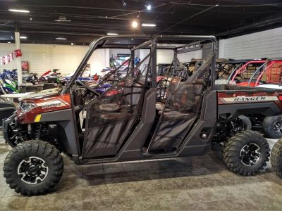 2019 Polaris Ranger Crew XP 1000 EPS 20th Anniversary Limited Edition Side x Side Utility Vehicles Salinas, CA