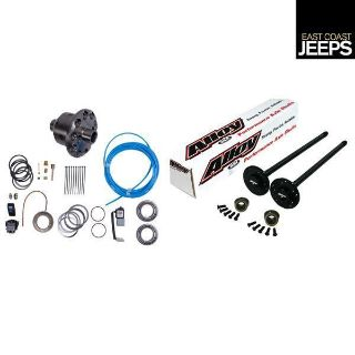Purchase 12134-ARB ALLOY USA Rear Grande 35 Axle Shaft Kit and ARB Air Locker for 90-02 motorcycle in Smyrna, Georgia, US, for US $1,357.29