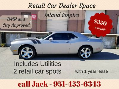 Retail Auto Dealer Offices - San Bernardino