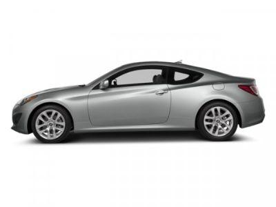 2013 Hyundai Genesis Coupe 3.8 R-Spec (Platinum Metallic)