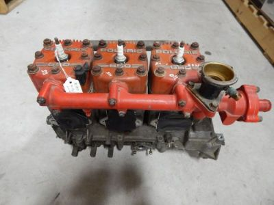 Sell POLARIS SNOWMOBILE 1990 RXL 650 EFI SHORT BLOCK ENGINE 1211452 motorcycle in Kaukauna, Wisconsin, United States, for US $500.00
