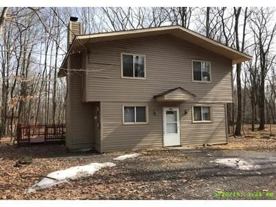 3 Bed 1.1 Bath Foreclosure Property in Pocono Lake, PA 18347 - Selig Rd