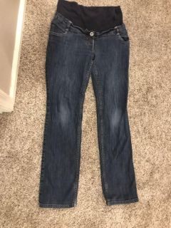 Noppies (High end maternity brand) jeans size large