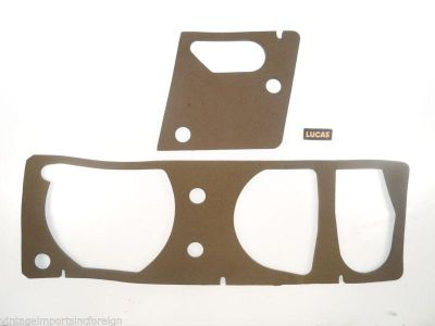 Buy Triumph TR6 1969-1976 NOS Lucas Tail Lamp Lens to Lamp Gasket 5457 9676 motorcycle in Franklin, Ohio, US, for US $17.58