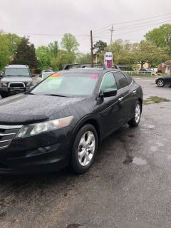 2010 Honda Accord Crosstour EX-L w/Navi (Black)