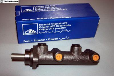 ATE-Brake-Master-Cylinder 68-79 w/servo