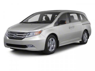 2012 Honda Odyssey Touring (Burgundy)