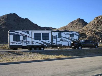 2014 Heartland Road Warrior RW410