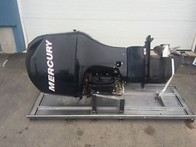 "Sell 2006 Mercury F115 115 hp EFI 4-Stroke 25"" Outboard Boat Motor Engine Four Stroke motorcycle in Ipswich, Massachusetts, United States, for US $4,950.00"