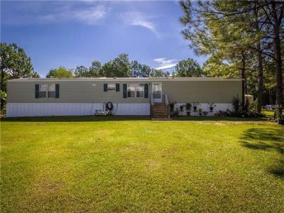 Come See This Spacious Mobile Home 2 Acres Quiet Area