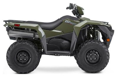2019 Suzuki KingQuad 500AXi Power Steering Utility ATVs Cumberland, MD